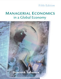 Managerial Economics in a Global Economy by Dominick Salvatore