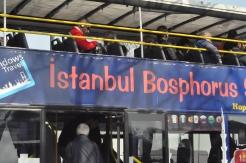 Istanbul Bosphorus Bus Tour
