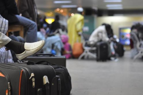 Waiting Lounge Léopold Sédar Senghor International Airport (DKR)