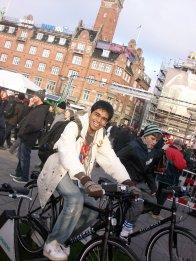 Biking at CPH